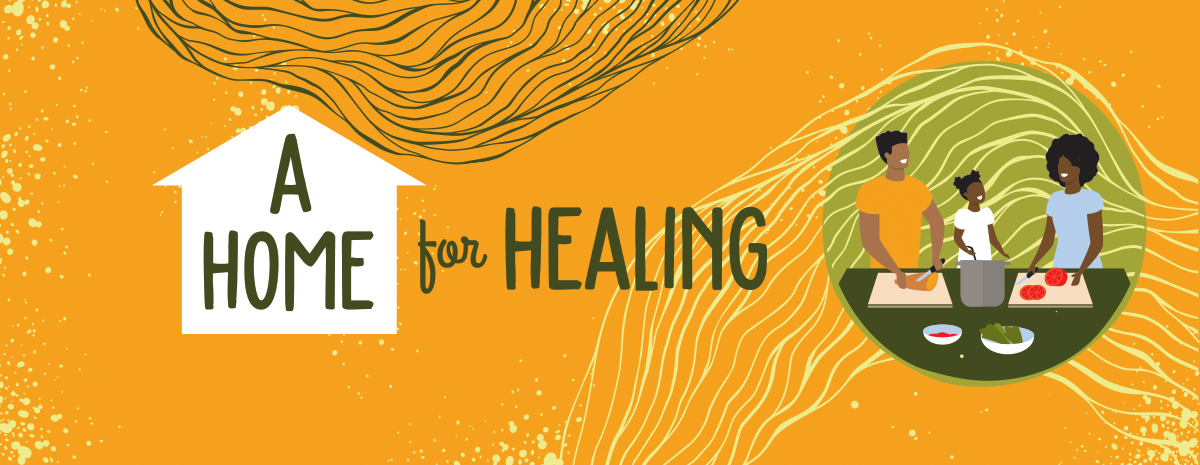 Help Solid Ground Build a Home for Healing